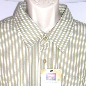 Wrangler Jeans Co Mens Long Sleeve Shirt 3XL